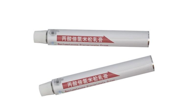 铝质药用软膏管